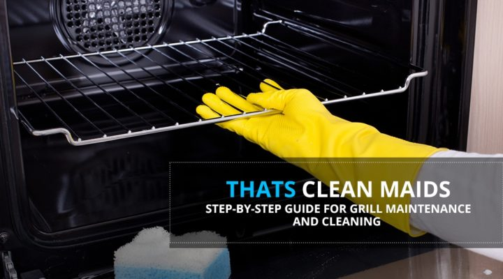 grill maintenance and cleaning