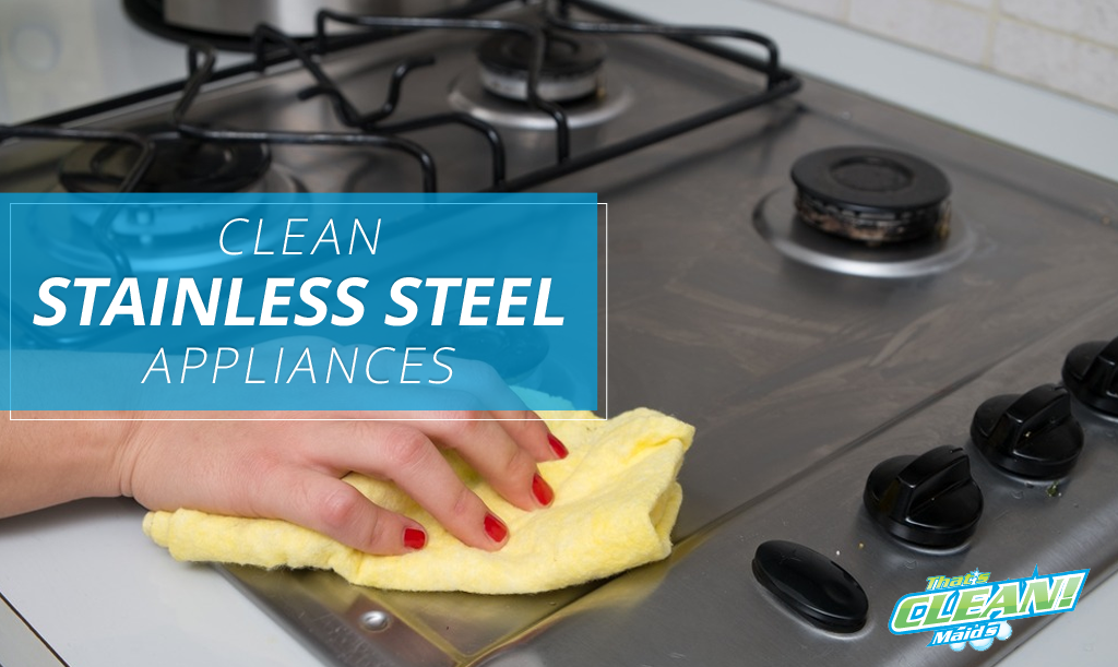 How To Clean A Stainless Steel Stovetop