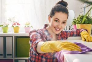 How clean should your house be