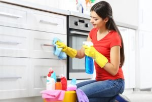 how often do you have to clean your house