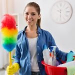 what do house cleaners do