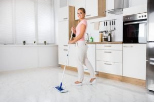 Why is it important to clean kitchen equipment