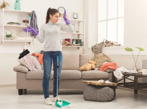 Home Cleaning House Cleaners in Houston