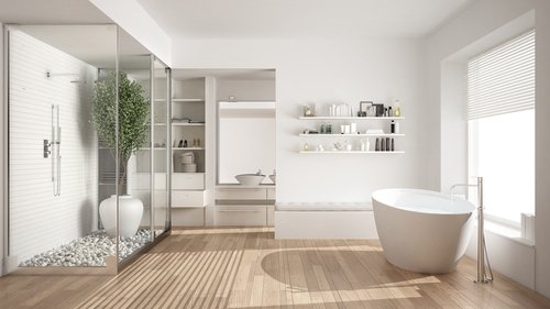 How do I kill germs in my bathroom?