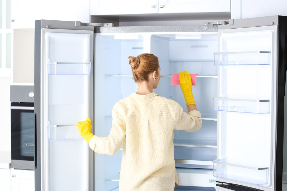 What kind of maintenance does a refrigerator need