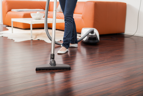 How do I improve my house cleaning